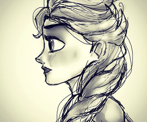 anna, frozen, and let it go image