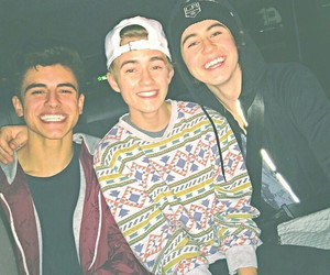 nash grier, jack gilinsky, and jack johnson image