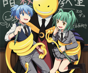 nagisa and assassination classroom image