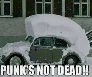 punk and snow image