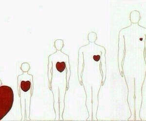 heart, true, and people image