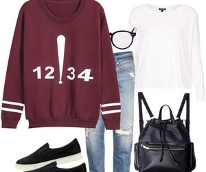 outfit, cute, and ootd image