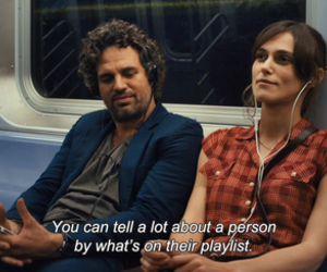 music, quotes, and movie image