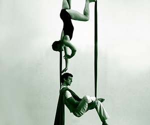 acrobatics and aerial silks image