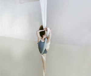 aerial silks, cute, and acrotela image