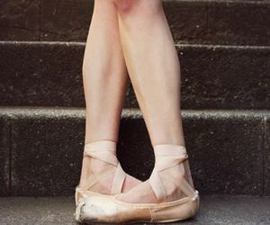 ballet, shoes, and beauty image