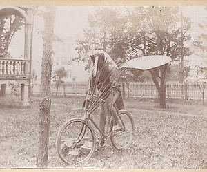 bicycle, black and white, and insect image
