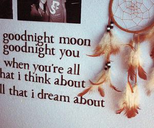 Dream, quote, and dreamcatcher image