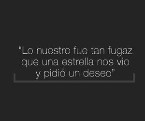 star, deseo, and frases image