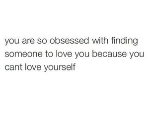 love, quote, and obsessed image