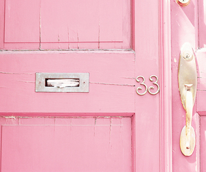 color, mail, and pink image