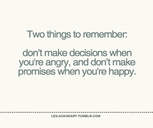 quote, angry, and happy image
