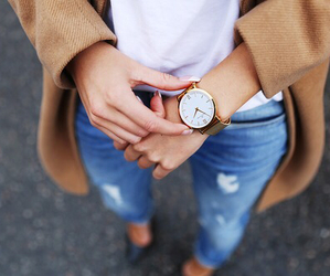 accessories, classy, and coat image
