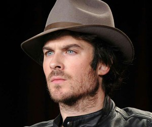 blue eyes, ian somerhalder, and perfect man image