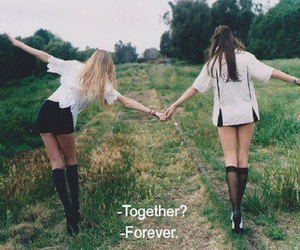 forever, bff, and sisters image