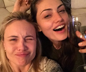 The Originals, phoebe tonkin, and leah pipes image
