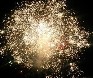 enjoy, fireworks, and 2015 image