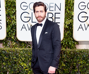 jake gyllenhaal and golden globes image
