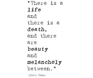 life, quotes, and beauty image