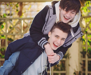 crawford collins and christian collins image