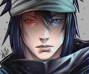 sasuke and uchiha image