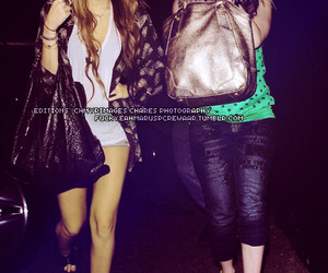 Avril, miley, and miley cyrus image