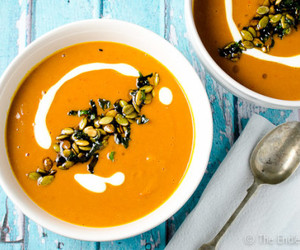 middle eastern, soup, and vegan image