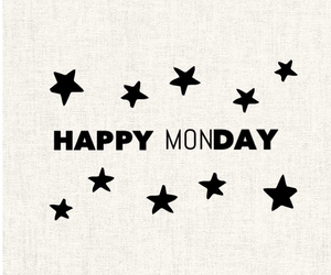 day, happy, and monday image