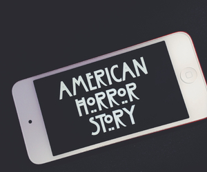 ipod, ahs, and american horror story image