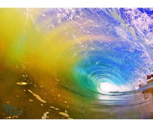 ocean, gopro, and paradise image