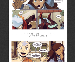 otp, ship, and aang image