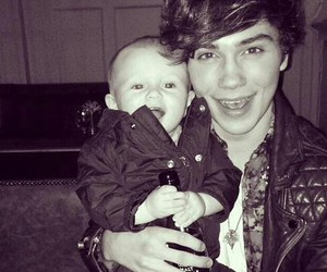 union j, george shelley, and cute image