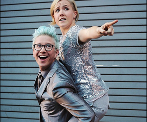 hannah hart and youtube rewind image