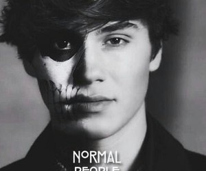 union j, american horror story, and george shelley image
