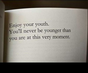 quote, life, and youth image