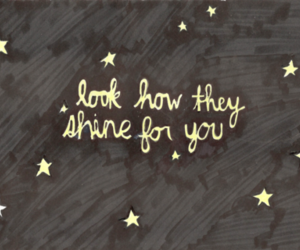 black, coldplay, and quotes image
