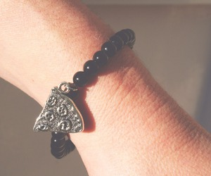 bracelet, hipster, and jewelry image