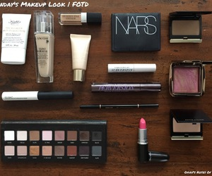 beauty, blogger, and fotd image