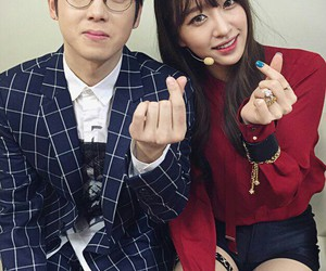 fire, hani, and mad clown image