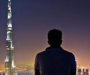 arabia, city, and Dubai image