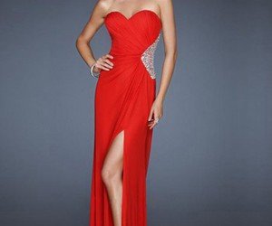 prom evening dress 2015 image