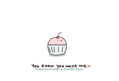 cupcakes, cute, food, funny, image, love - inspiring picture ...