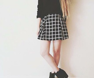 fashion, look, and girl image