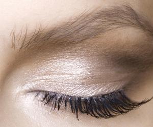 eye, make up, and beauty image