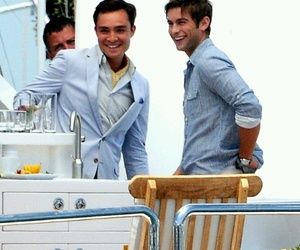chuck bass, gossip girl, and Chace Crawford image