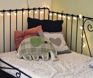 books, decoration, and elephant image