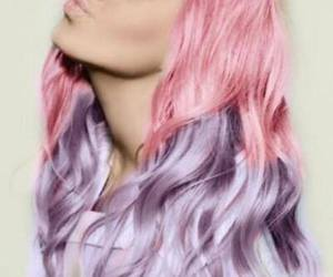 amazing, hair, and dye image