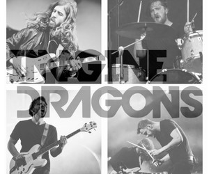 imagine dragons, daniel platzman, and dan reynolds image