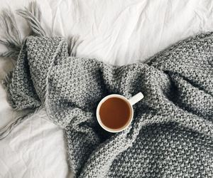 beautiful, calm, and coffee image