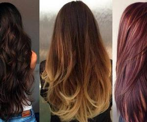 hair, goals, and beauty image